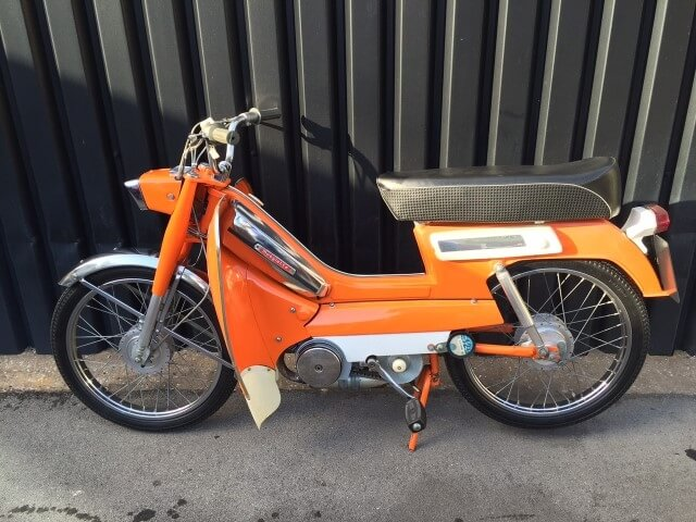 1976 Mobylette 50cc Moped SOLD!
