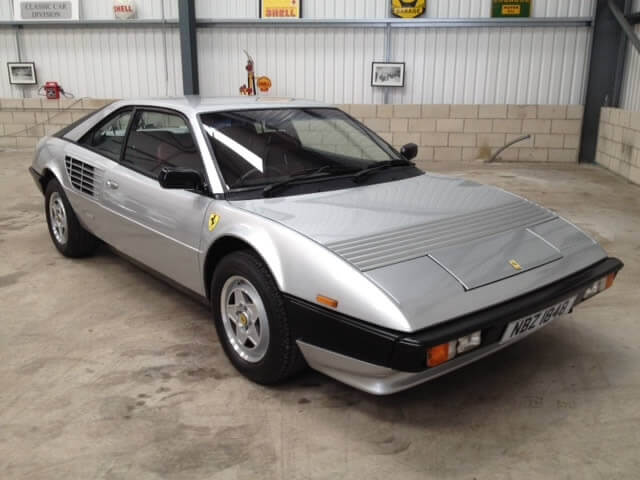 1982 ferrari mondial 8 3 0 coupe. Black Bedroom Furniture Sets. Home Design Ideas