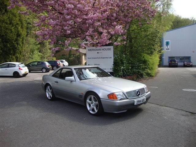 1991 Mercedes 500 SL