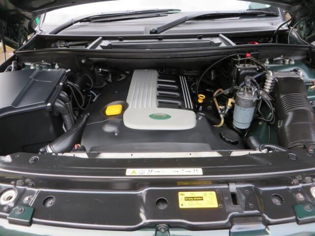 2004 (54)  Range Rover Vogue TD6 SE