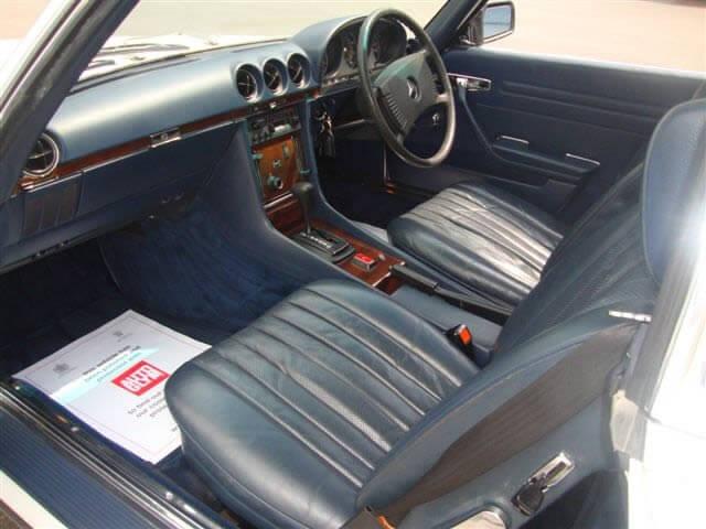 1979 Mercedes 450SL Sports Auto