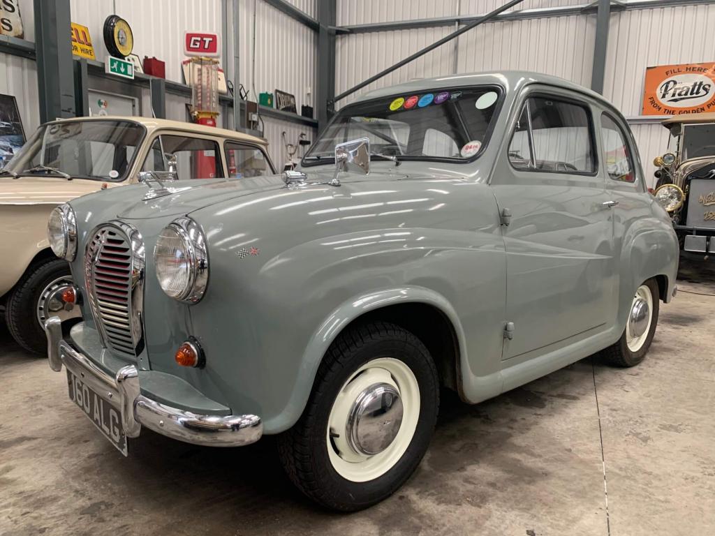 [SOLD ] 1957 Austin A35