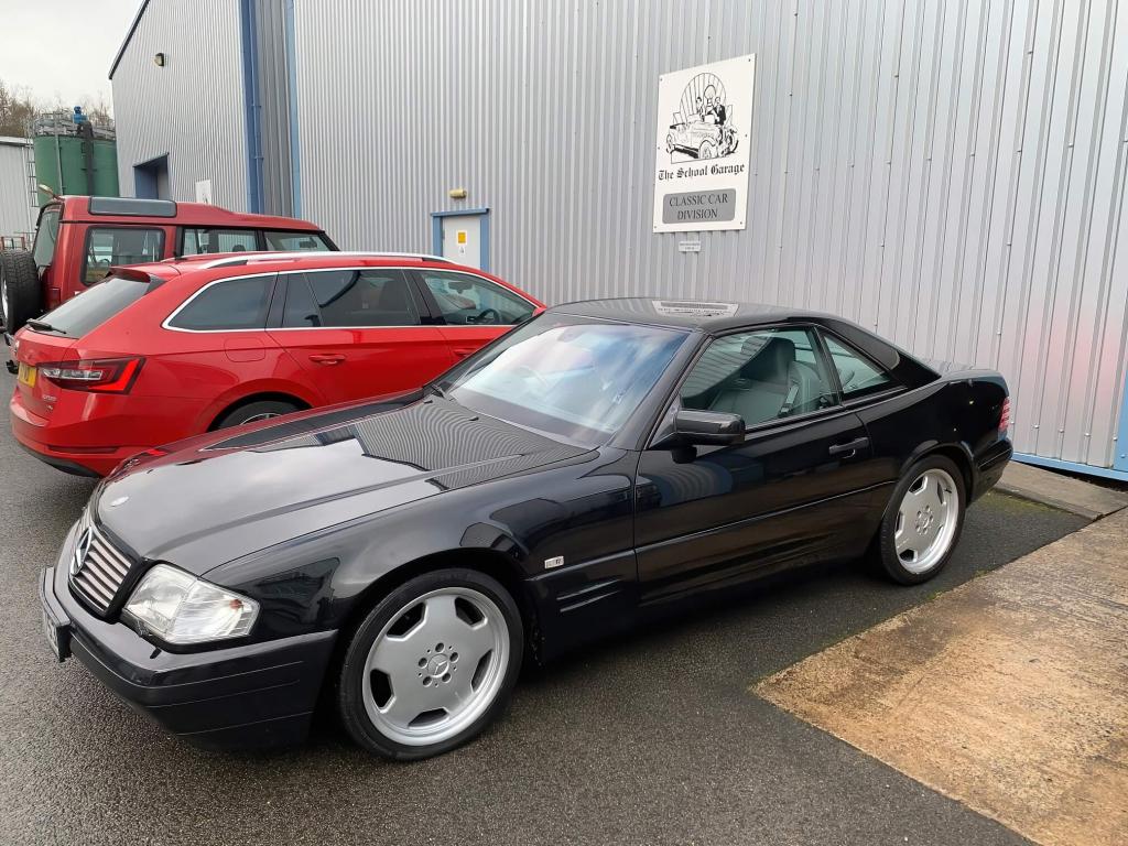 1998 Mercedes  SL 500 R129
