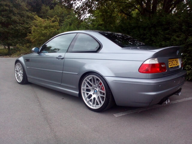 2003 BMW M3 CSL motorsport Manual RHD SOLD!