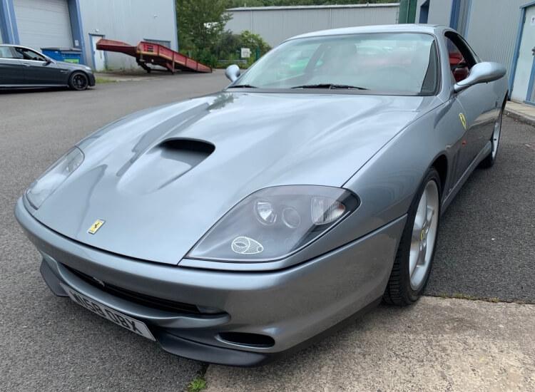 2000 Ferrari 550 Maranello (LHD) SOLD
