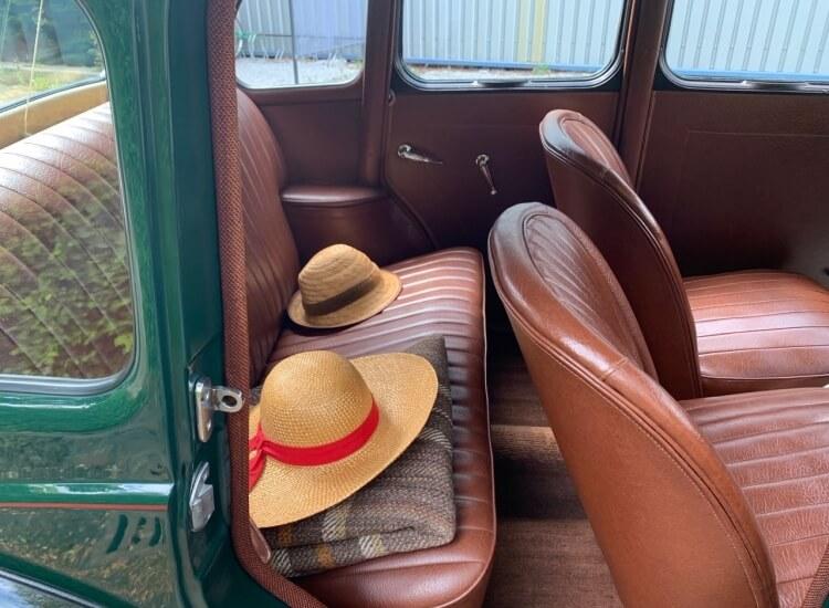 1948 Morris 8 Series E Saloon
