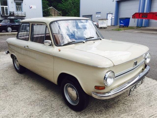 1972 NSU Prinz L. RHD