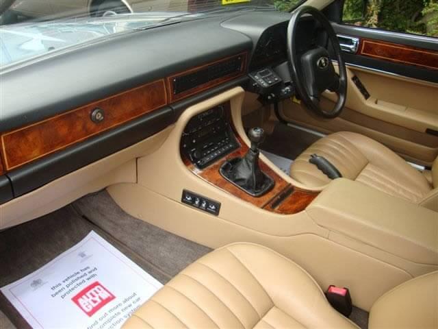 1989 Jaguar XJ 3.6