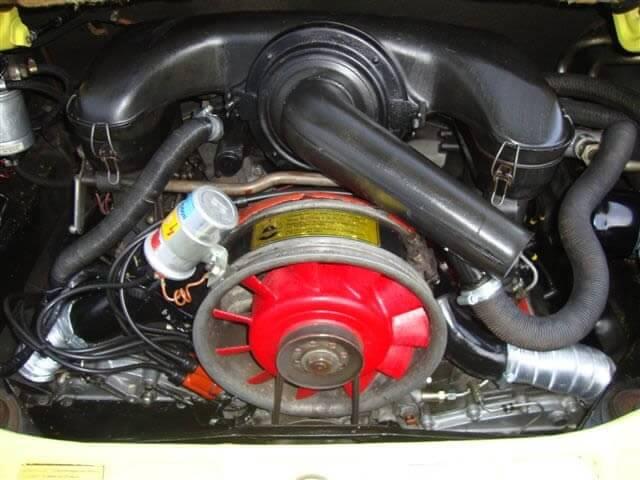 1971 Porsche 911S 2.2 Targa
