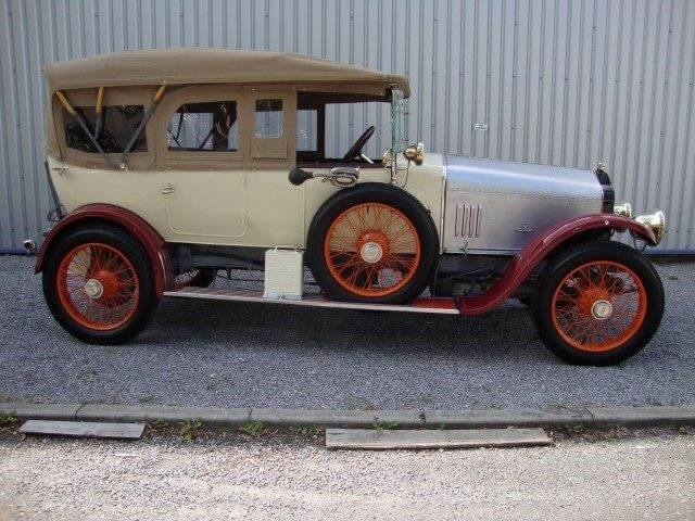 1921 Wolseley Model 20 C8
