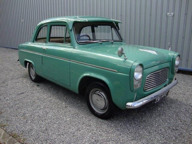 1960 Ford 100E Popular