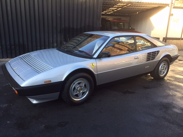 ferrari mondial 8 coupe 1982 ferrari mondial 8 3 0 coupe purchase used 1982 ferrari mondial 8. Black Bedroom Furniture Sets. Home Design Ideas