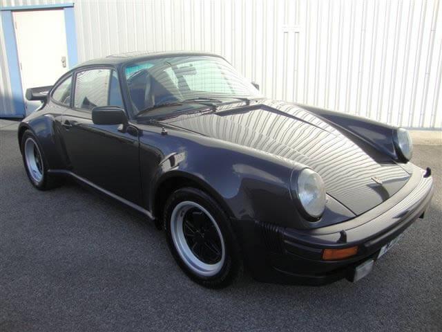1979 Porsche 911 (930) Turbo 3.3 RHD