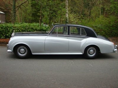 1956 Rolls Royce Silver cloud 1