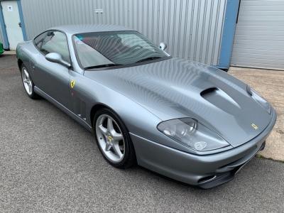 2000 Ferrari 550 Maranello (LHD)