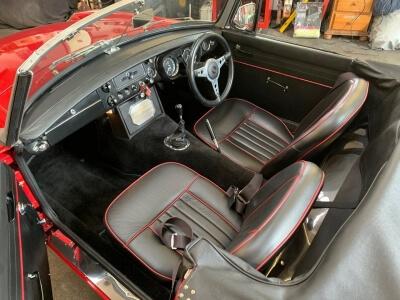 1967 MGB Roadster