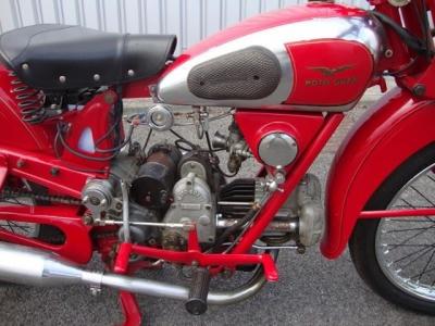 1945 Moto Guzzi 250