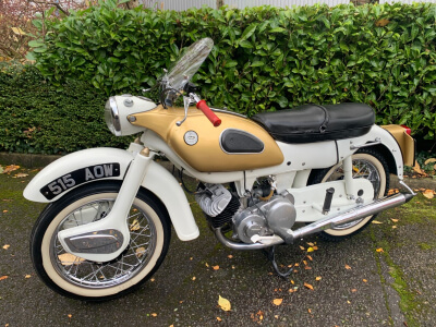 1962 Ariel 250 Golden Arrow