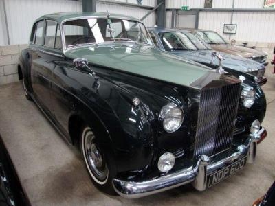1957 Rolls Royce Silver Cloud I