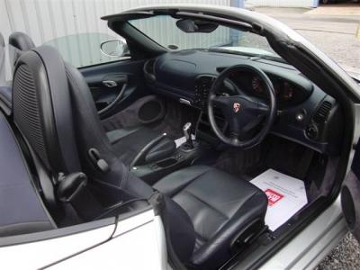 2003 Porsche Boxter 2.7
