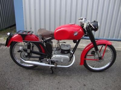 1953 MV Augusta 125
