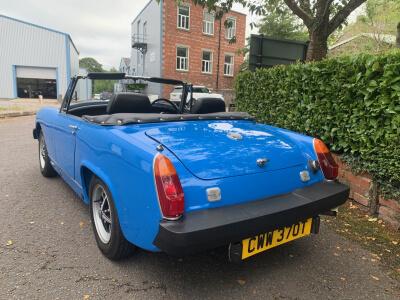 1978T MG Midget 1500