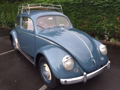 1954 VW Beetle (Oval window) SOLD