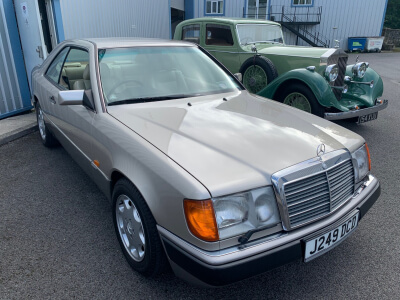 1991 Mercedes 300CE Sportline SOLD!