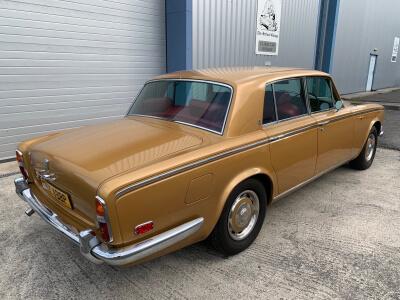 1975 Rolls Royce Silver Shadow 1 SOLD