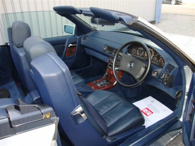 1990 Mercedes 500SL W129
