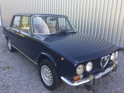 1973 Alfa Romeo 2000 Berlina SOLD!