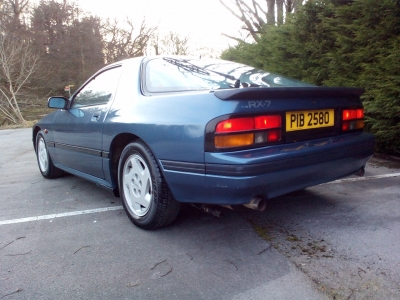 1987 Mazda RX7 13B SOLD!