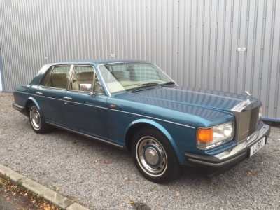 1988 Rolls Royce Silver Spirit SOLD