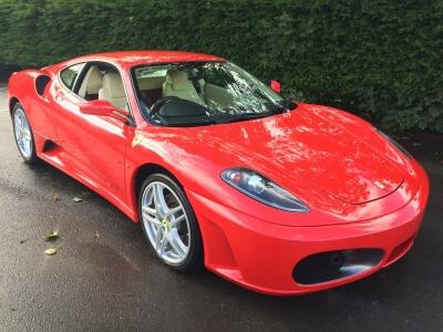 2008 Ferrari F430 SOLD!