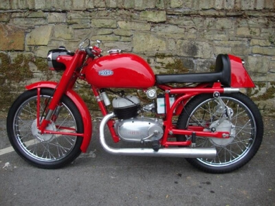 1956 Ferrari 160cc