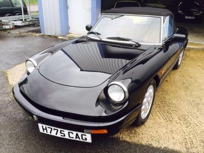 1991 Alfa Romeo 2.0 Spider SOLD