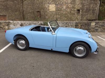 1959 Austin Healey MK1 SOLD