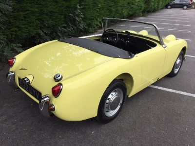 1958 Austin Healey Sprite Mk1 SOLD
