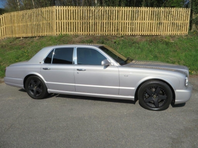 2003 Bentley Arnage T
