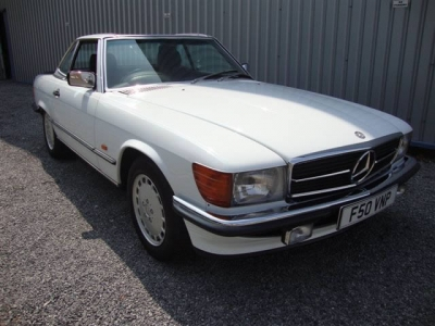 1989 Mercedes 300SL, sports SOLD