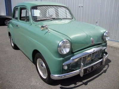 1958 Standard Ten Saloon