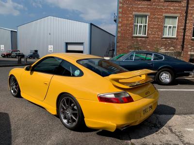 2000 (C16) Porsche 996 GT3 Mk1