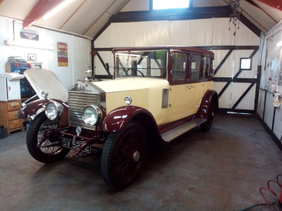 1923 Rolls Royce 20HP