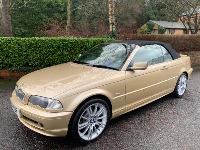 [SOLD] 2000 BMW 325I (E46) Convertible
