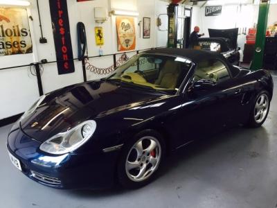 2000 Porsche 3.2 Boxster S