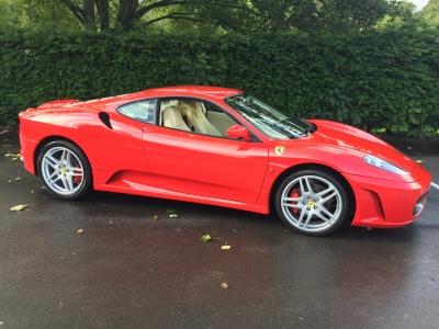 2007 Ferrari 430 F1 Coupe