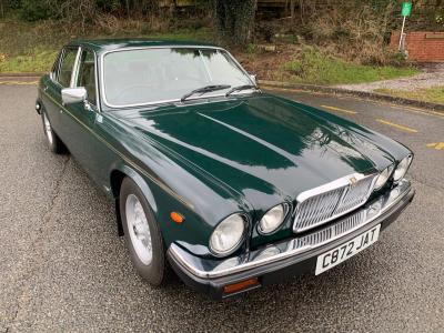 1986 series 3 Jaguar V12 Sovereign