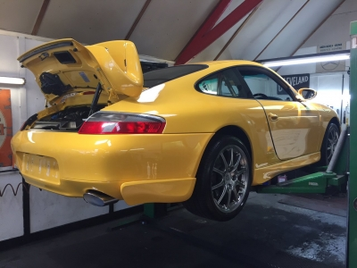 2000 Porsche GT3 MK1 SOLD TO PRIVATE COLLECTION!