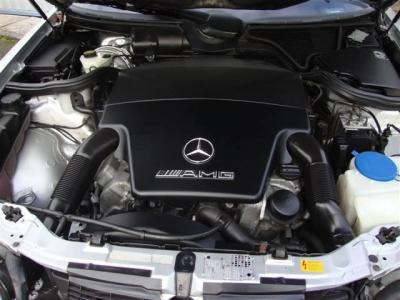 2001 Mercedes E550 AMG