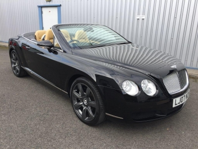 2007 Bentley Continental GTC SOLD